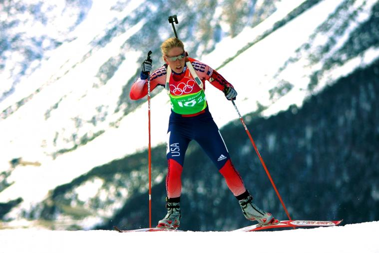 Biathlete Tracy Barnes Gives Up Spot on US Olympic Team to Twin Sister Lanny