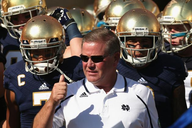 Notre Dame Football Recruiting: Latest News and Buzz on Top Irish Recruits