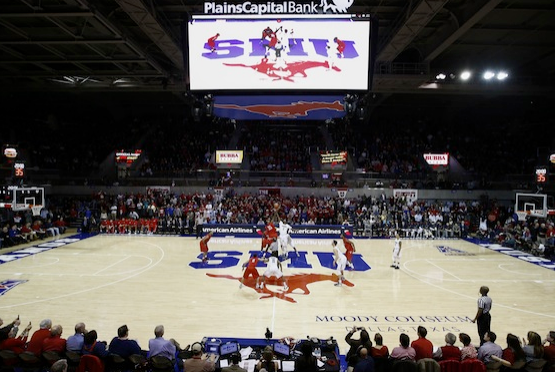 SMU Offering Multi-Game $30 Ticket in 'Let It Ride' Promotion
