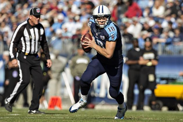 Ken Whisenhunt to Titans: Jake Locker's Future Uncertain in Tennessee