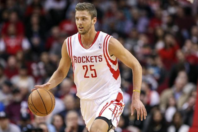Houston Rockets Reaching Crossroads with Chandler Parsons