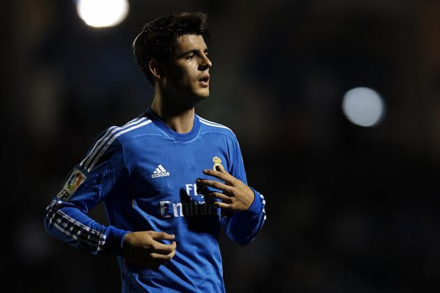 Real Madrid Should Loan Alvaro Morata to Arsenal for Experience