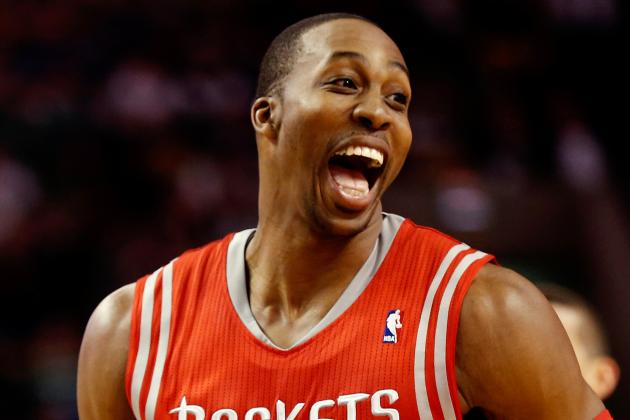 Houston Rockets Reaping Benefits of Letting Dwight Howard Be Himself