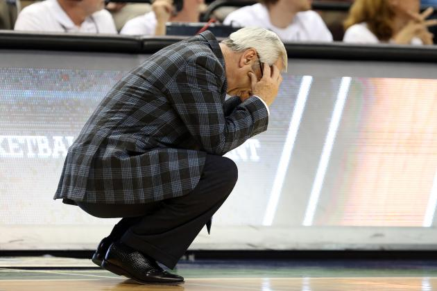 UNC Basketball: How Much Blame Does Roy Williams Deserve for Heels' Struggles?