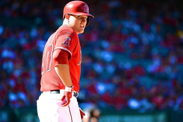 What Will Mike Trout Receive in First Year of Salary Arbitration?