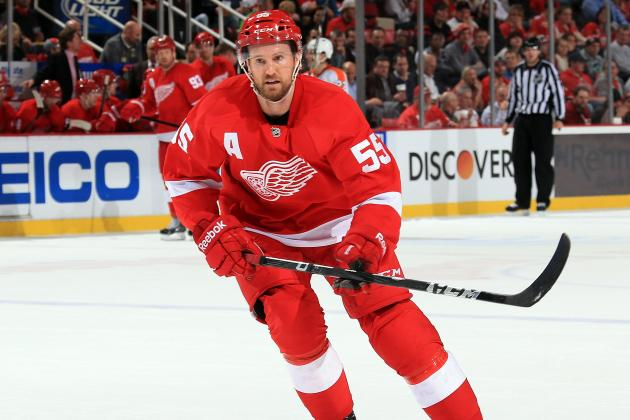 Niklas Kronwall's Evolving Game Giving Detroit Red Wings Different Kind of Edge