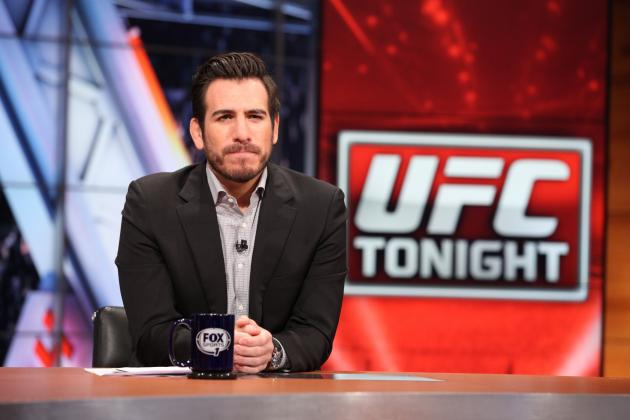 Dropping Knowledge: Kenny Florian Breaks Down Card for Fight Night 35
