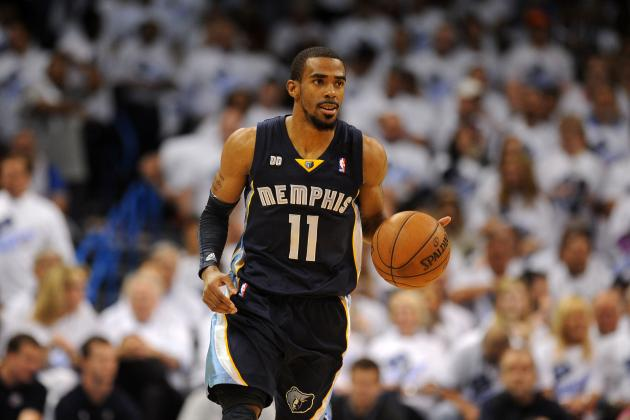 Mike Conley Jukes Kevin Durant into Submission, Buries 3-Pointer