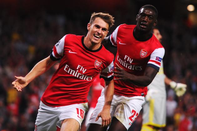 Why Aaron Ramsey Has Been Arsenal's MVP in the 2013-14 Season
