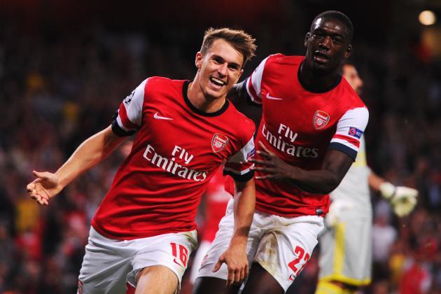 Why Aaron Ramsey Has Been Arsenal's MVP in the 2013-14 Season