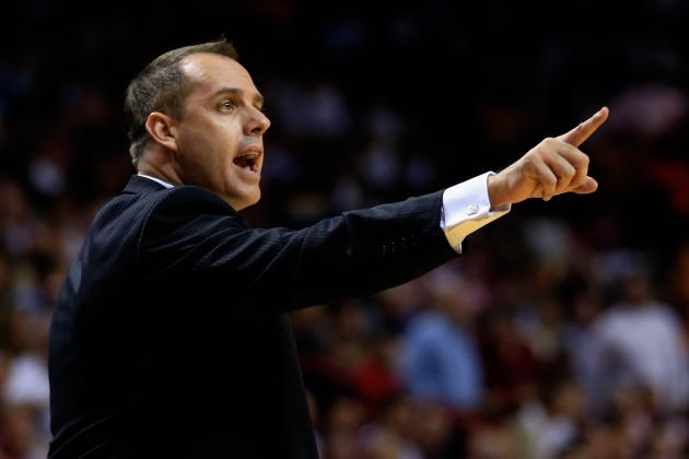 Indiana Pacers' Frank Vogel Will Coach Eastern Conference All-Stars