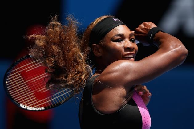 Serena Williams vs. Vesna Dolonc: Recap and Results from Australian Open 2014