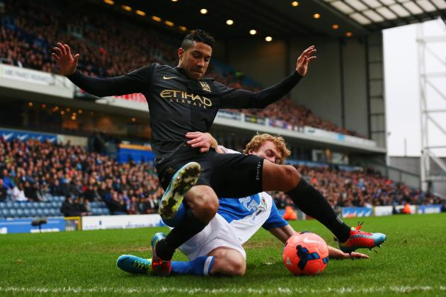 Film Focus: Previewing Manchester City vs. Blackburn