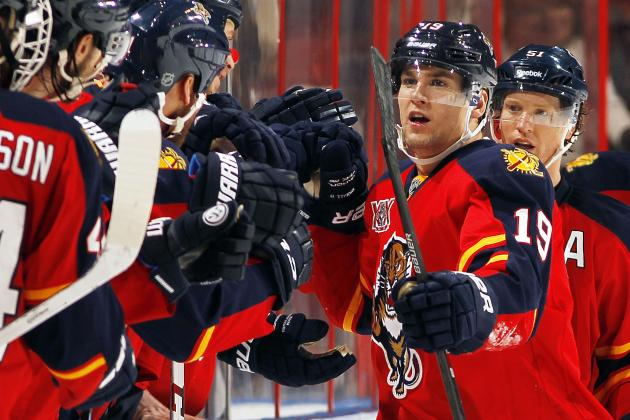 Panthers Put Down Surging Isles 4-2