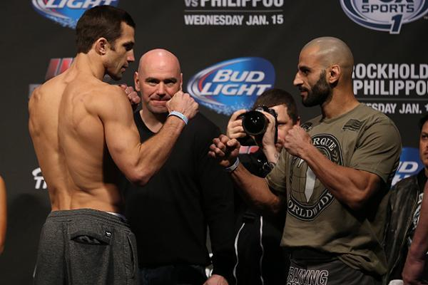 UFC Fight Night 35 Live Results, Play-by-Play and Fight Card Highlights