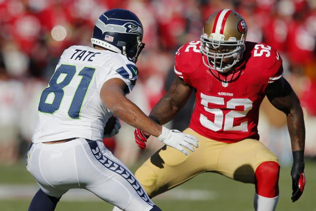 49ers vs. Seahawks: Heated Rivalry Is Appropriate Way to Determine NFC Champs
