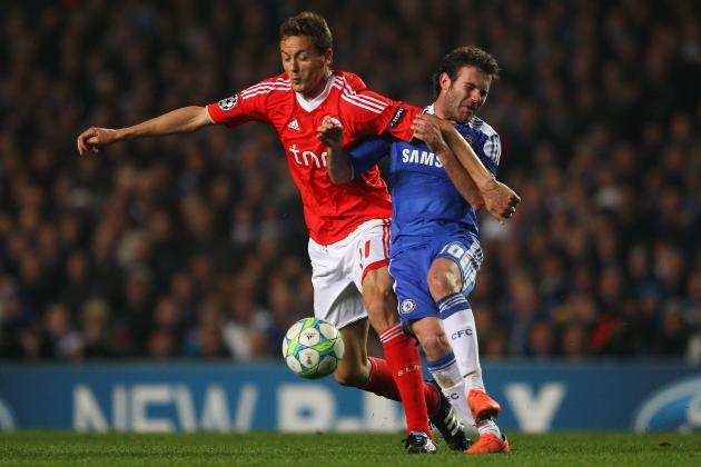 Scouting Report: Will Nemanja Matic Be Chelsea's Answer to Yaya Toure?