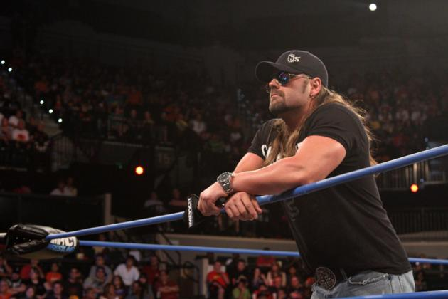 James Storm Talks TNA Genesis, AJ Styles, Injuries and More on Ring Rust Radio