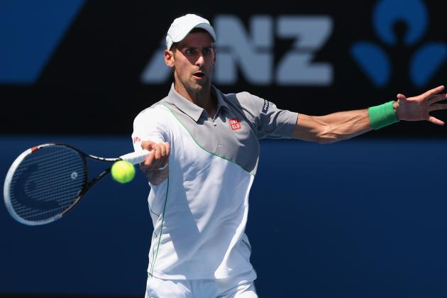 Novak Djokovic vs. Leonardo Mayer: Recap and Results from Australian Open 2014