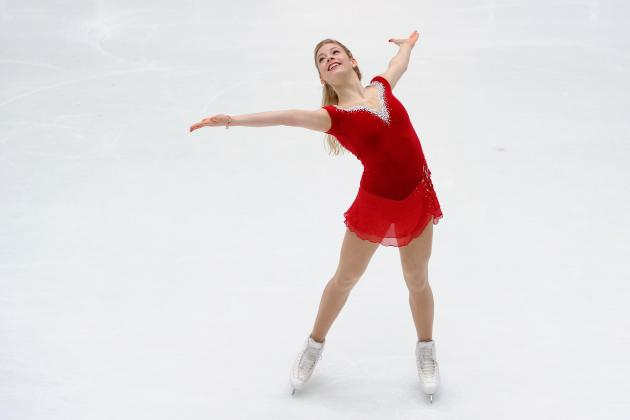 Gracie Gold Believes She Can Win Medal at Sochi Olympics