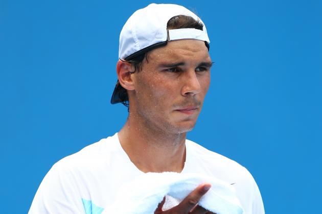 2014 Australian Open: How Intense Heat in Melbourne Will Affect the Tournament