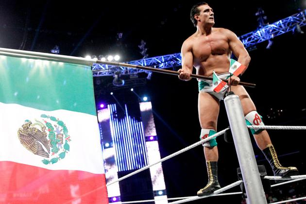 Batista vs. Alberto Del Rio Would Be a Bad Rivalry for the Animal's WWE Return