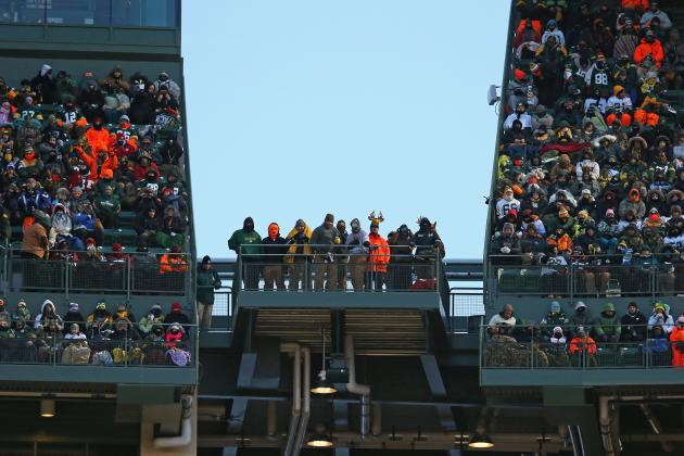 Packers Ask Fans Why Playoff Tickets Didn't Sell