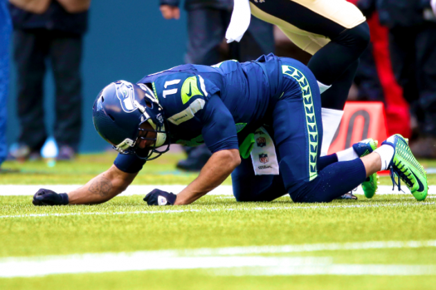 Welker's Helmet and Harvin's Return: The NFL's Next Concussion Challenge