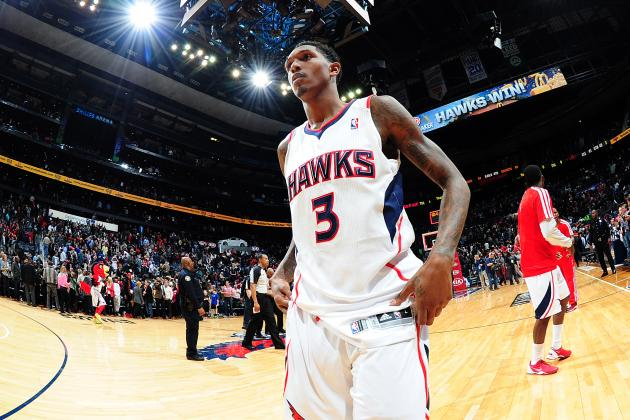 Is Lou Williams Part of the Atlanta Hawks' Long-Term Future?
