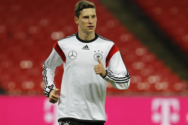 Julian Draxler Injury: Updates on Schalke Star's Ankle and Return