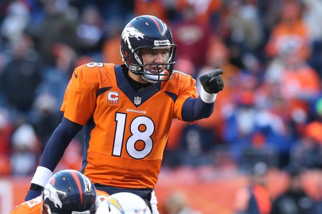 Beating Tom Brady and Patriots Can Redefine Peyton Manning's Postseason Legacy
