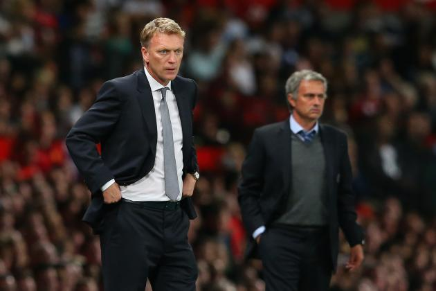 Jose Mourinho Digs Manchester United as Nemanja Vidic Defends David Moyes
