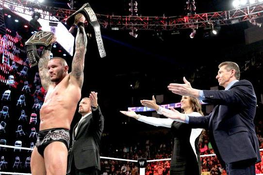 Randy Orton Must Beat John Cena at the Royal Rumble