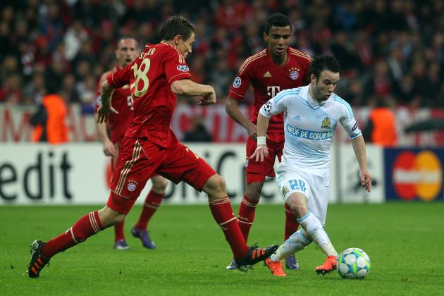 Liverpool Transfer News: Mathieu Valbuena Opens Door to Marseille Exit