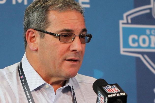 Panthers Are 'salary-Cap Challenged,' GM Dave Gettleman Says