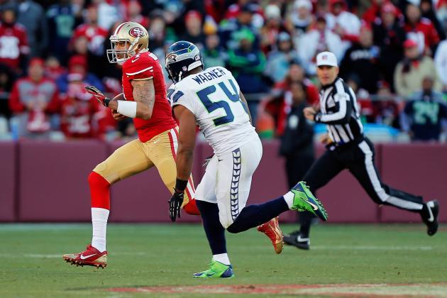 2014 NFL Playoffs: Breaking Down Cover 1 'Spy' for Seahawks vs. Colin Kaepernick