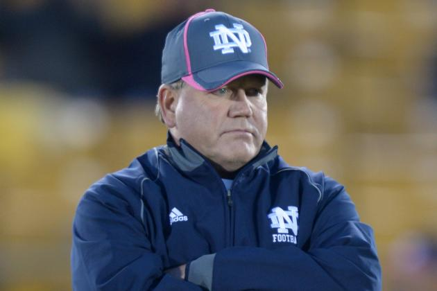 Notre Dame Casting Wide Net for Defensive Tackle Recruits
