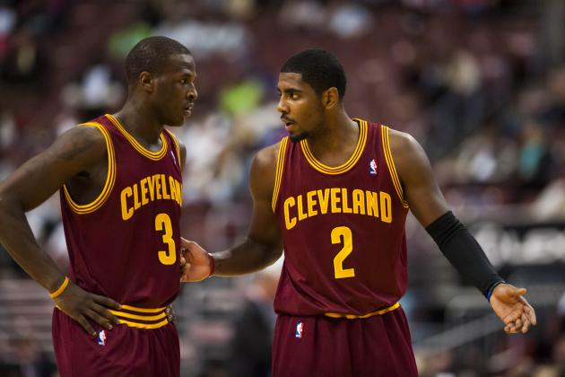 Why Toxic Kyrie Irving-Dion Waiters Pairing Is Doomed to Fail for Cleveland Cavs