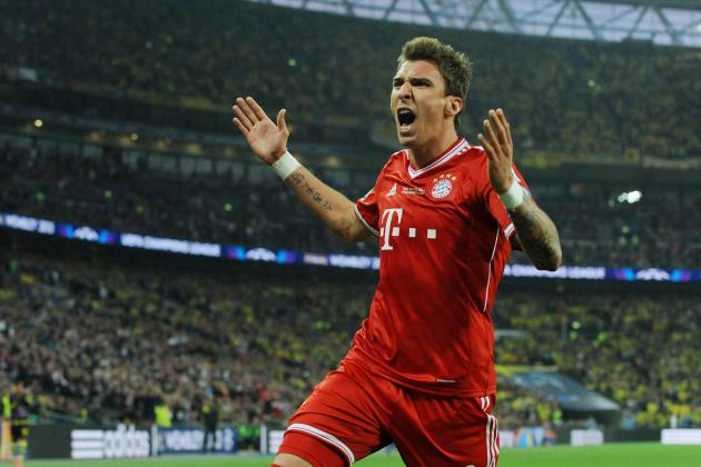 Bayern Munich's Mario Mandzukic Would Be a Perfect Fit at Chelsea or Arsenal