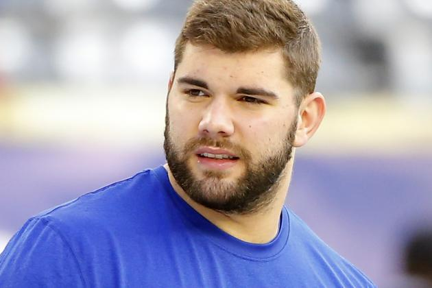 Justin Pugh Named to PFWA All-Rookie Team