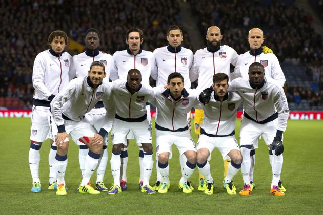 5 Keys for a Deep World Cup Run for USMNT