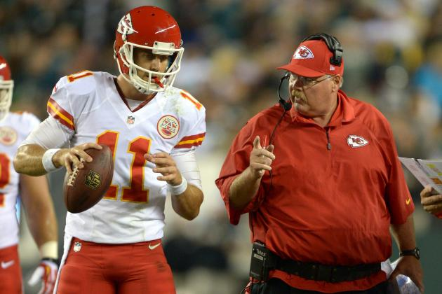 Chiefs 2014 schedule is a doozy: Here's how they can win with it