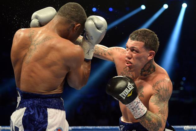 Gabriel Rosado: Fighting for Keeps