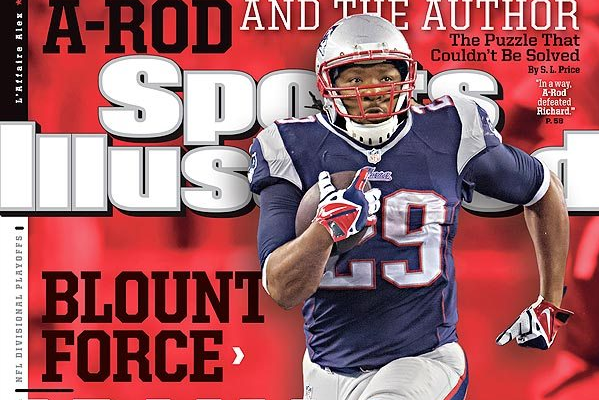 Wes Welker, LeGarrette Blount and the Seahawks Defense Grace Latest SI Covers