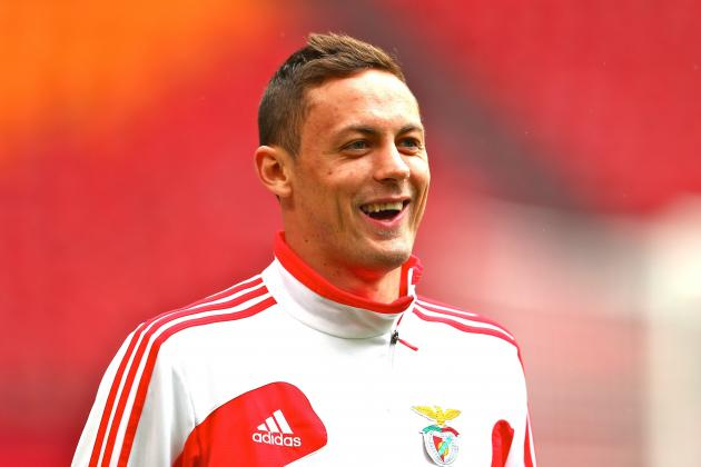 Nemanja Matic to Chelsea: Blues Sign Benfica Star
