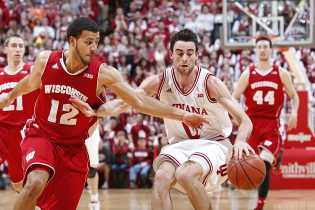 Biggest Takeaways from Wisconsin Basketball's Loss at Indiana