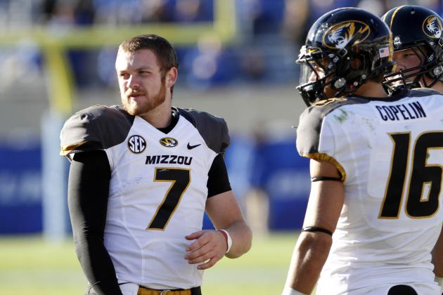 Five Mizzou Football Questions for 2014