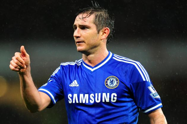 Where Does Chelsea Signing of Nemanja Matic Leave Frank Lampard?