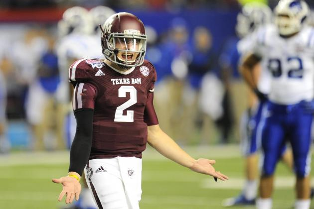 Why the New York Jets Should Not Be Afraid to Draft Johnny Manziel