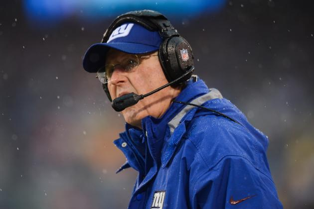 Coughlin: 'Very Difficult Decisions' to Fire Two Assistants